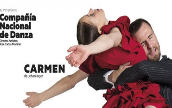 Carmen: Compañía Nacional de Danza en Cartagena