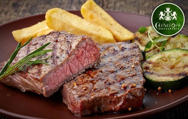 Restaurante Carnívore: cocina exótica