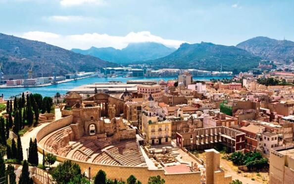 Descubre Cartagena: escapada cultural