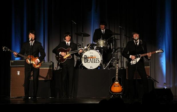 Homenaje a los Beatles-The Cavern Beatles