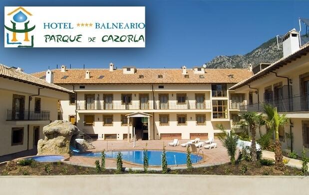 Hotel, desayuno y spa para 2 en Cazorla