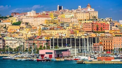 """Cerdeña """"Un paraíso en el Mediterráneo"""""""