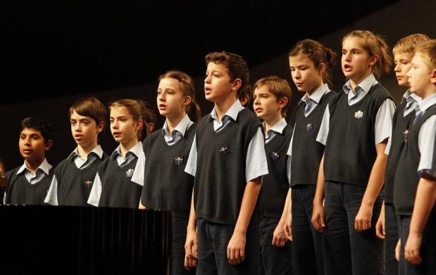 Los Chicos del Coro. 12 Aniversario. ( 3 Junio )