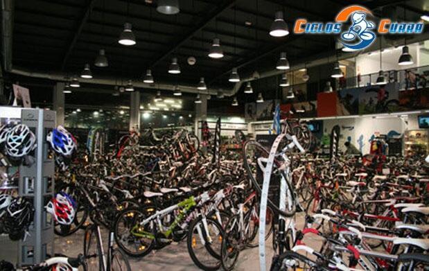 Puesta a punto para tu bicicleta y mas