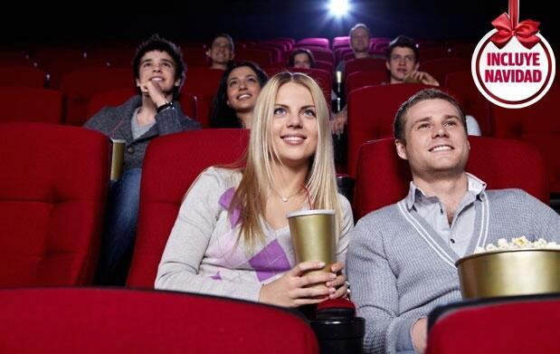 Últimas entradas para cine Thader