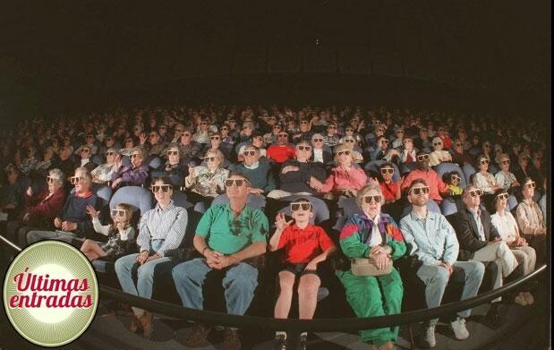 ¡Ven al cine por 4,90 euros! Incluso 3D