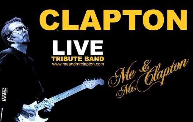 Homenaje a Eric Clapton en Cartagena