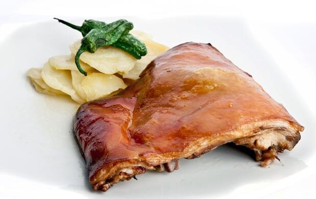 Menú gastronómico y curso de cocina