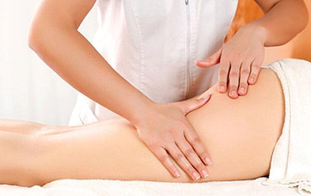 6 presoterapias + 6 masajes drenantes