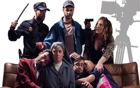 """Teatro: """"Cuando despiertes"""" ( 13  mayo)"""
