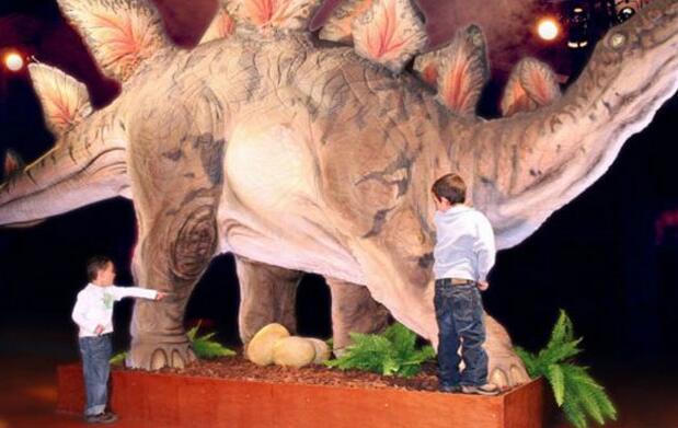 Expodinosaurios: viaja a la Prehistoria