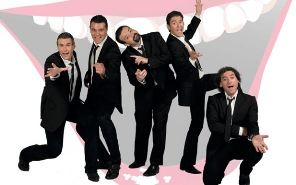 Canciones y humor con b vocal (29 abr)