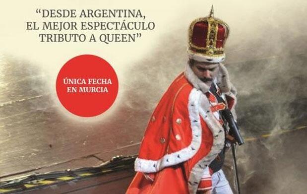 Doctor Queen en Murcia (10 feb.)