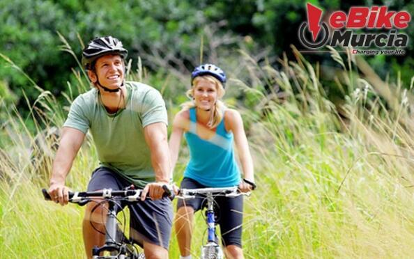 Alquiler de bici el�ctrica de monta�a