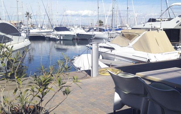 Menú para 2 en el Puerto de San Pedro
