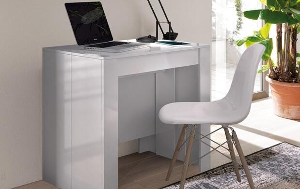 Consola o mesa hasta 10 en 1 único mueble