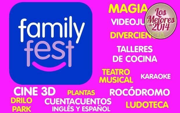 Family Fest: hoy último día