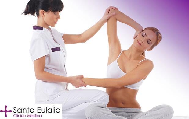 Sesión de fisioterapia a elegir por 9€