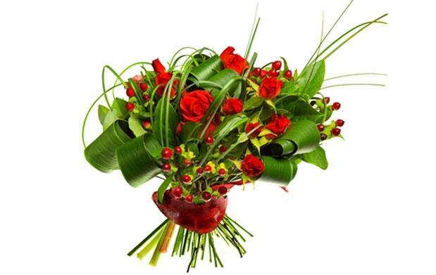 Regala este Bouquet Navideño