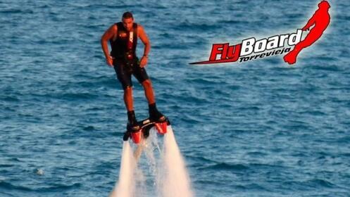 Flyboard: ¡siente la adrenalina!
