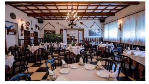 Puebla de Sanabria: Noche + comida