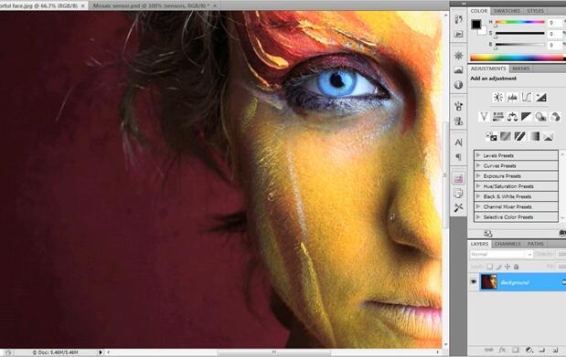 Curso online Fotografía + PhotoShop CS4