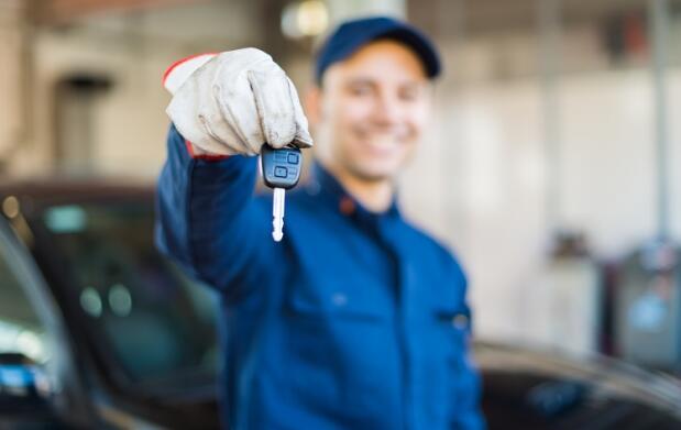 Cambio de aceite filtro y revisión de seguridad