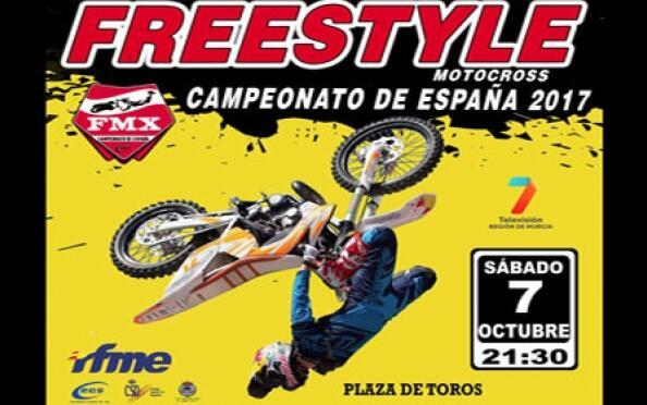 Freestyle: campeonato de España 2017