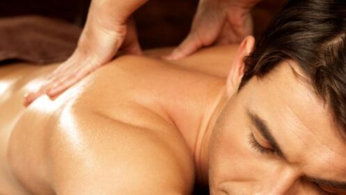 Cuida tu cuerpo y mente con masaje a elegir