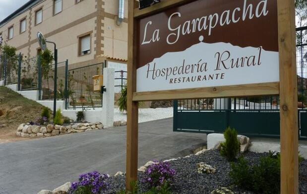 Hotel rural, desayuno, spa y escalada