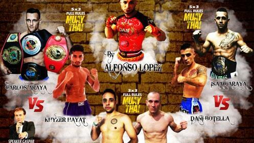 Velada Muay Thai: Guerreros del Ring VII