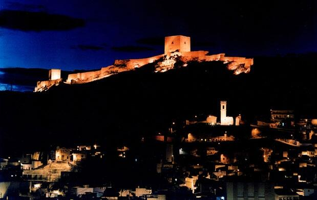 Noche de Brujas en el Castillo de Lorca