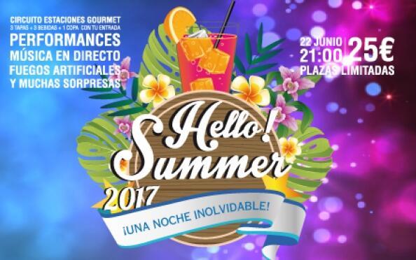 Vuelve Hello Summer, la fiesta del verano