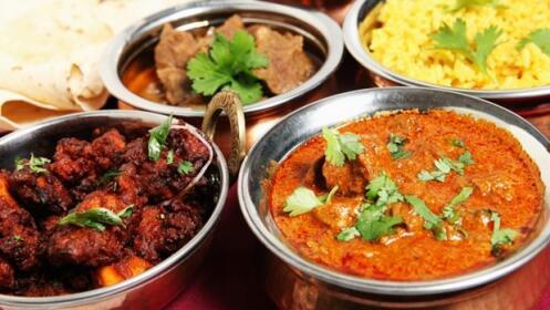 Menú Hindú: Aromas y sabores
