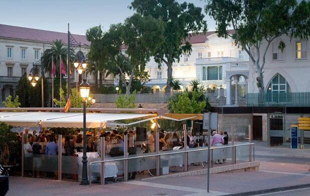 Restaurante Los Habaneros: Menú de época