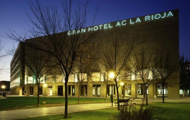 Noche en Logroño en el Hotel AC La Rioja