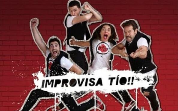 Dto. Yllana/IMPROCLAN: 'Improvisa, tío' (8 jun)