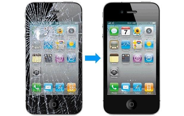 Cambia la pantalla completa de tu iPhone