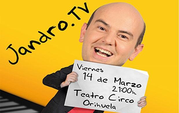 Show de Jandro.tv en Orihuela