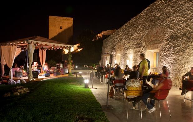 Concierto y visita al castillo de Lorca