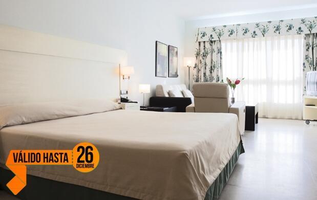 Hotel 4* habitación doble deluxe en Águilas