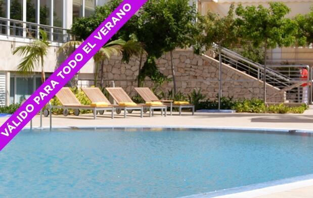 Hotel 4*: ahora especial familia y amigos