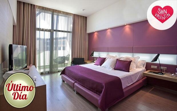 Alojamiento, desayuno y spa en Resort 5*