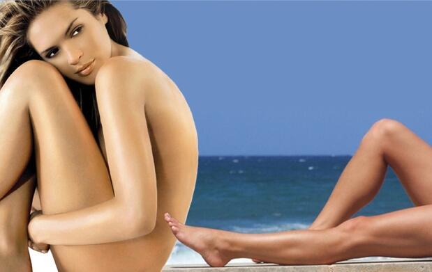 Peeling corporal con vitamina C y masaje