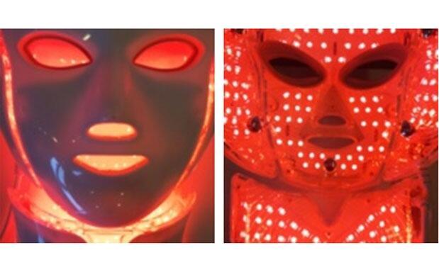 Fotorejuvenecimiento facial con 'ledmask'