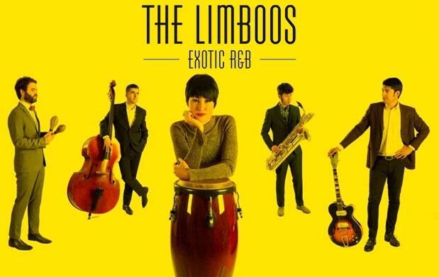 Microsonidos 2017: The Limboos (25 mar)