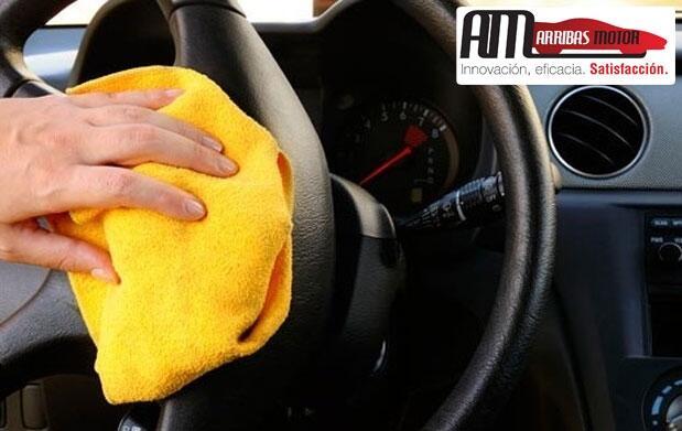 Limpieza completa del coche y Ozono