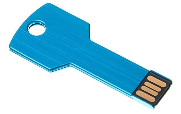 Llave de memoria USB de 16 GB