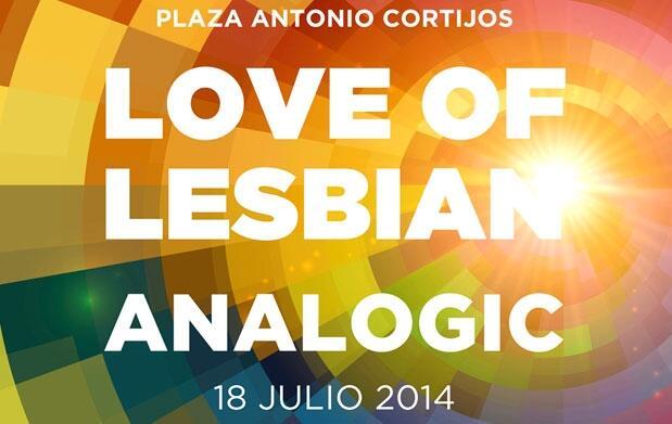 Este viernes: Love of Lesbian