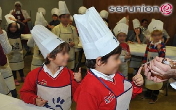 MiniGourmet: catering y ludoteca en MG